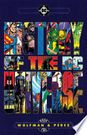 History Of The DC Universe (1986-) #2 : universe from world war ii through...