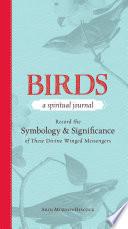 Birds   A Spiritual Journal