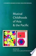 Musical Childhoods of Asia and the Pacific
