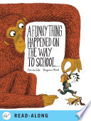 A Funny Thing Happened On The Way To School... : evil ninjas, massive ape, mysterious mole people,...