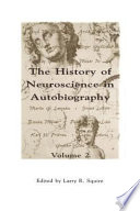 download ebook the history of neuroscience in autobiography pdf epub