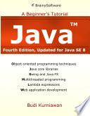 Java: A Beginner's Tutorial (4th Edition)