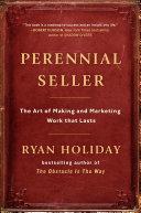 Perennial Seller : an ft book of the month...