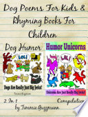 Dog Poems For Kids  Rhyming Books For Children   Dog   Unicorn Jerks