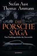 Die Porsche-Saga Book Cover