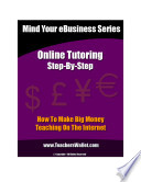 Online Tutoring Step-By-Step