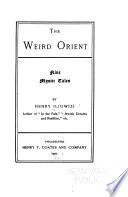 The Weird Orient