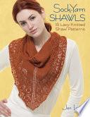 Sock Yarn Shawls