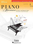 Piano Adventures: The Basic Piano Method. Technique & artistry book