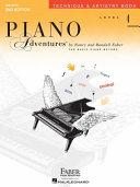 Piano Adventures: The Basic Piano Method. Technique & artistry book