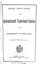 Ebook Annual Report of the Agricultural Experiment Station of the University of Wisconsin for the Year ... Epub University of Wisconsin. Agricultural Experiment Station Apps Read Mobile