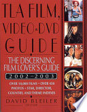 TLA Film  Video  and DVD Guide 2002 2003