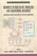 Advances In Multilevel Modeling For Educational Research