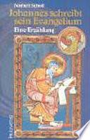 Johannes schreibt sein Evangelium