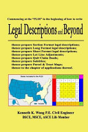 Legal Descriptions and Beyond