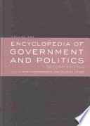Encyclopedia of Government and Politics