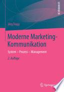 Moderne Marketing Kommunikation