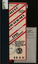 Catalogo de publicacións IPGH.