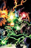 Superhuman Trafficking : green lanterns annual 1