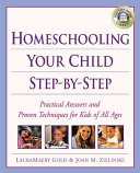 Homeschooling Step by step