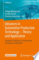 Advances in Automotive Production Technology     Theory and Application Book PDF