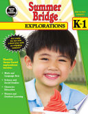Summer Bridge Explorations  Grades K   1