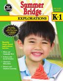 Summer Bridge Explorations  Grades K   1