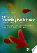 A Reader in Promoting Public Health