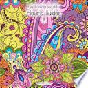 Livre de coloriage pour adultes Fleurs fluides 1