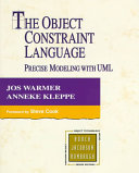 The Object Constraint Language