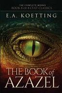 The Book Of Azazel