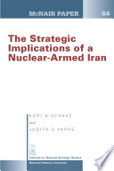 The strategic implications of a nuclear armed Iran