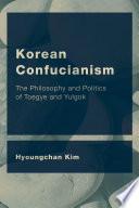 Korean Confucianism
