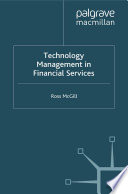 Technology Management in Financial Services