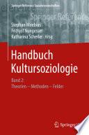 Handbuch Kultursoziologie