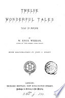 Twelve Wonderful Tales Told in Rhyme