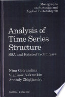 Analysis of Time Series Structure