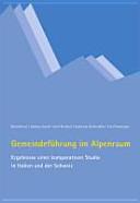 Gemeindeführung im Alpenraum