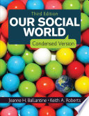 Our Social World Condensed Version