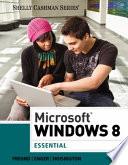 Microsoft Windows 8  Essential