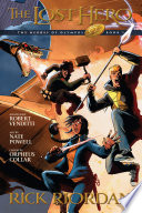 Heroes of Olympus  Book One  The Lost Hero  The Graphic Novel