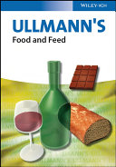 Ullmann's Food and Feed, 3 Volume Set