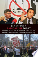 Right Wing Radicalism Today
