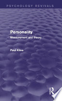Personality Psychology Revivals