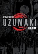 Uzumaki (3-in-1 Deluxe Edition) Book