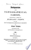 Antiquarian and Topographical Cabinet