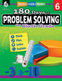 180 Days of Problem Solving for Sixth Grade  Grade 6