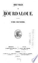 Oeuvres de Bourdaloue