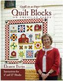 Quilt Block on American Barns