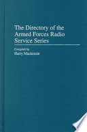 The Directory of the Armed Forces Radio Service Series